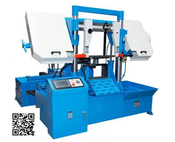 PLC fűrészgép