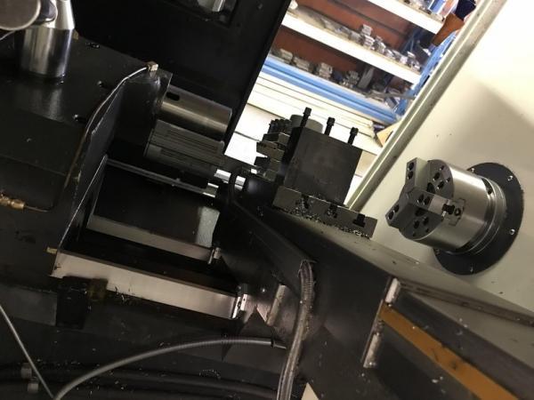 CNC eszterga lineáris ágy