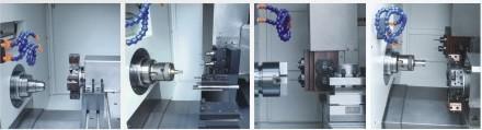 CNC eszterga FL300 CNC lathe