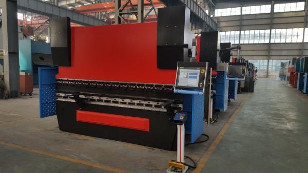CNC hidraolikus élhajlító 3000 mm