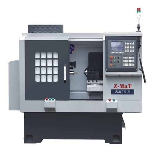 Z-MAT SA28-S CNC eszterga eladó