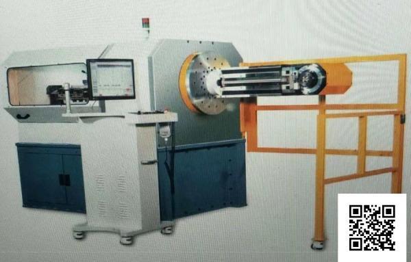 3D CNC Huzalhajlitógép